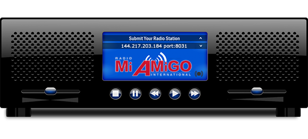 IP-radio Radio Mi Amigo International